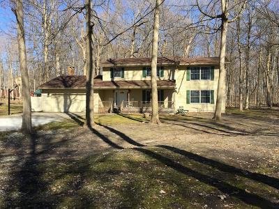 Westville Single Family Home For Sale: 567 N 600 E