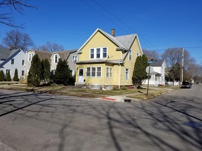 Single Family Home For Sale: 615 Rose Street