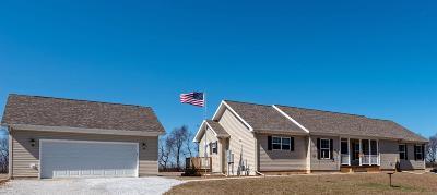 Laporte, La Porte Single Family Home For Sale: 4734 S 650 W