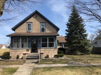 Laporte, La Porte Single Family Home For Sale: 211 H Street