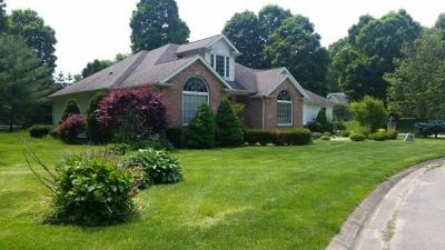 Laporte, La Porte Single Family Home For Sale: 4724 W Riesling Trail