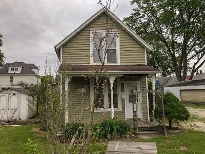 Rensselaer Single Family Home For Sale: 603 N College Avenue