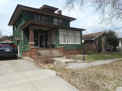 La Porte, Laporte Single Family Home For Sale: 105 South Avenue