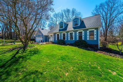La Porte, Laporte Single Family Home For Sale: 5582 W Lakeview Drive