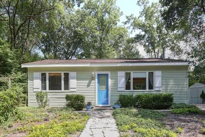 Michigan City Single Family Home For Sale: 811 Elmwood Drive