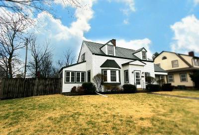 La Porte, Laporte Single Family Home For Sale: 1601 Indiana Avenue
