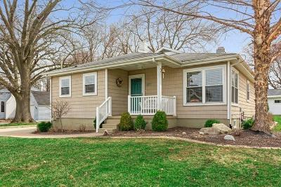 Laporte, La Porte Single Family Home For Sale: 607 Lakeside Street