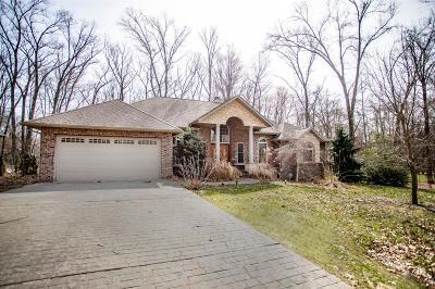 Laporte, La Porte Single Family Home For Sale: 5433 Campbell