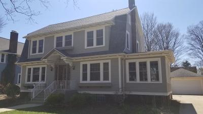 La Porte, Laporte Single Family Home For Sale: 1818 Michigan Avenue
