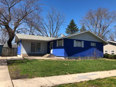 Michigan City Single Family Home For Sale: 409 Hoyt Street