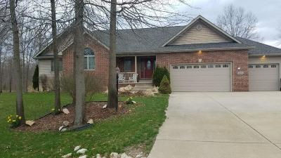 Single Family Home For Sale: 6648 N Whispering Woods Drive