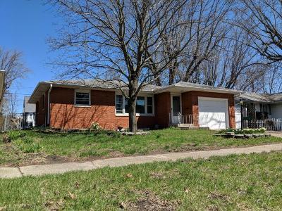 Michigan City Single Family Home For Sale: 712 Thurman Avenue