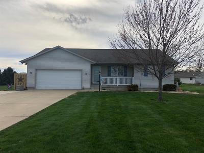 New Carlisle Single Family Home For Sale: 7358 N 900 E