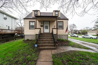 Single Family Home For Sale: 8806 Kleinman Road