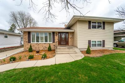 Single Family Home For Sale: 9331 Idlewild Drive