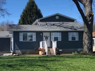 Single Family Home For Sale: 1226 S Ash Street