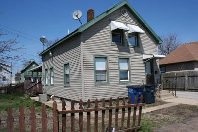 Michigan City Single Family Home For Sale: 611 W 9th Street