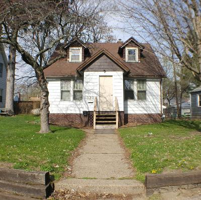 Michigan City Single Family Home For Sale: 127 Faulknor Street