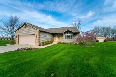 Wheatfield Single Family Home For Sale: 12694 McLean Court