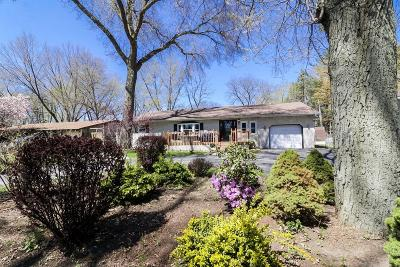 Michigan City Single Family Home For Sale: 336 Barker Road