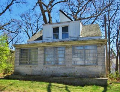 Michigan City Single Family Home For Sale: 522 Jackson Street