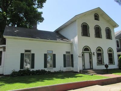 La Porte, Laporte Single Family Home For Sale: 1306 Indiana Avenue