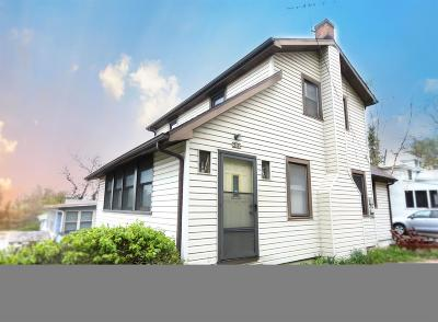 Michigan City Single Family Home For Sale: 802 Lake Shore Drive