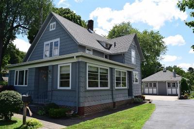 La Porte, Laporte Single Family Home For Sale: 2016 Indiana Avenue