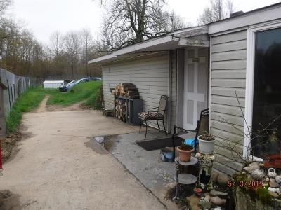 Michigan City Single Family Home For Sale: 1634 N 600 E