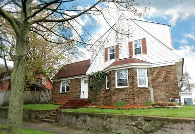 Michigan City Single Family Home For Sale: 110 Superior Street