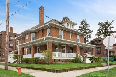 Michigan City Single Family Home For Sale: 225 E 9th Street