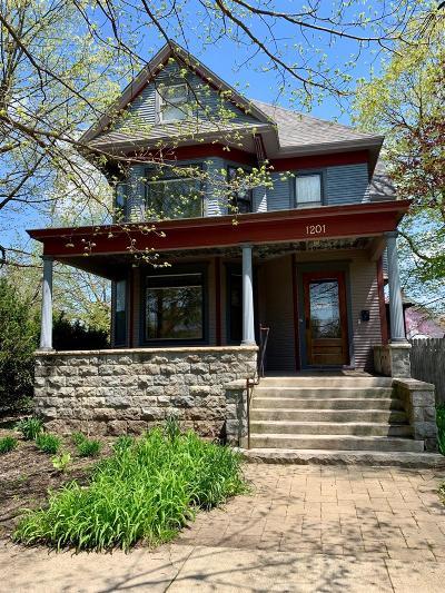 La Porte, Laporte Single Family Home For Sale: 1201 Michigan Avenue