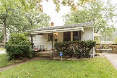 Michigan City Single Family Home For Sale: 251 Fairfield Avenue