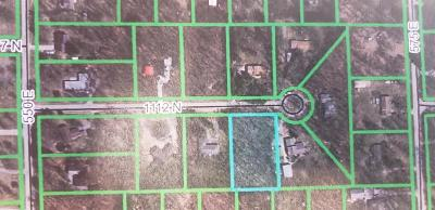 Demotte Residential Lots & Land For Sale: 5639 E 1112 N
