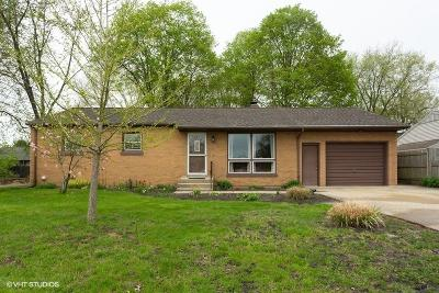 Michigan City Single Family Home For Sale: 102 Barker Road