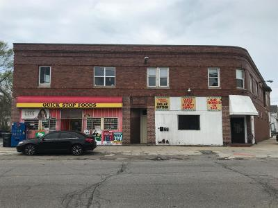 Commercial For Sale: 401 Chicago Street