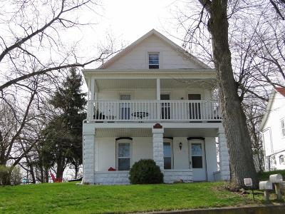 Michigan City Single Family Home For Sale: 143 Fogarty Street