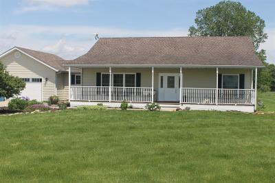 Wheatfield Single Family Home For Sale: 8959 N 400 W