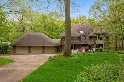 Michigan City Single Family Home For Sale: 108 Woodside Drive
