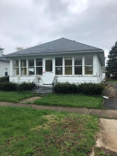 Laporte, La Porte Single Family Home For Sale: 414 Roosevelt Street