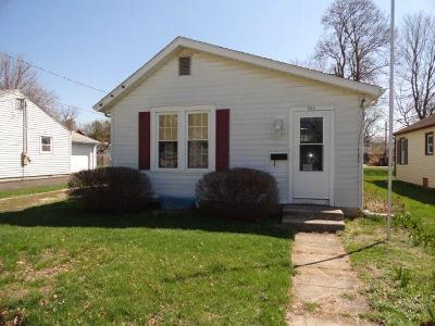 Single Family Home For Sale: 739 N Abigail Street