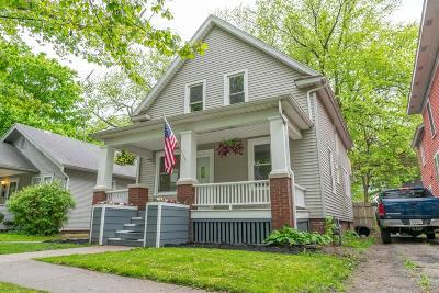 Laporte, La Porte Single Family Home For Sale: 201 E Jefferson Avenue