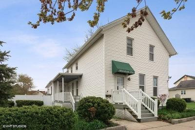 Michigan City Multi Family Home For Sale: 516 Wabash Street