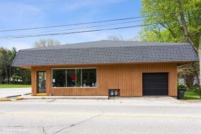 Michigan City Multi Family Home For Sale: 336 Johnson Road