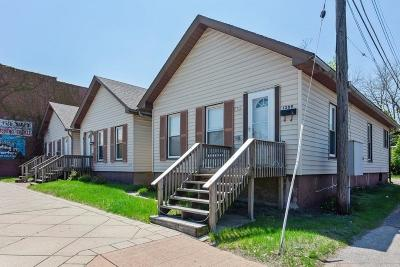 Michigan City Single Family Home For Sale: 1313 Franklin Street