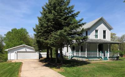 Laporte, La Porte Single Family Home For Sale: 1106 N Wozniak Road