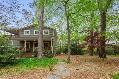 Michigan City Single Family Home For Sale: 219 Adahi Trail