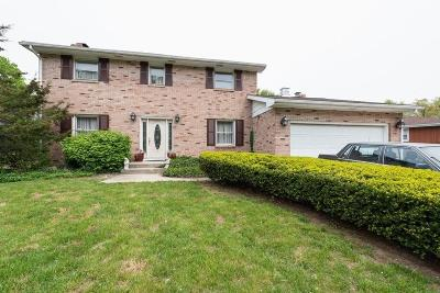 Michigan City Single Family Home For Sale: 422 Boyd Circle