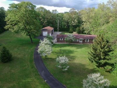 La Porte, Laporte Single Family Home For Sale: 5977 E Division Road E
