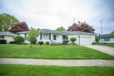 La Porte, Laporte Single Family Home For Sale: 1104 Walton Avenue